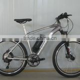 New design Full Suspension Electric Mountain bikes