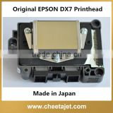 Best price for original F196000 EP SON dx7 printer head for Xenons Galaxy Zhongye Gongzheng Eco Solvent Printer