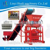 QTJ4-35B hand operation sand brick making machine