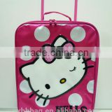Hello kitty trolley luggage girl travel luggage school trolley bag(YX-Z027)