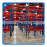 Slotted angle drive in carpet shelf iron shelving rack