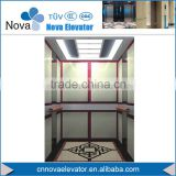 Gearless Traction Machine Machine Roomless Passenger Elevator