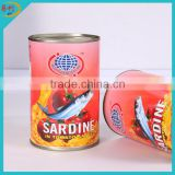 Halal canned fish canned sardine in tomato sauce