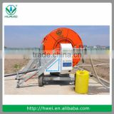 Good quality self-propelled walking sprayer/ sprinkling irrigation machine