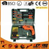 85 Pcs electric impact drill tools kit