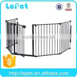 Walk Through Child Dog Pet Protection Safety Gate baby security gate