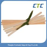 Wholesale disposable birch wooden coffee stirrer