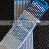 WC20 Tungsten welding electrode price china 2.4*150MM Tungsten Electrode
