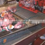 Steel Type B Net Belt Conveyor (Fresh Meat)