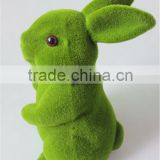Home and Garden easy Shopping decorative 30cm Height artificial green grass Moss Bunny easter Rabbit E10 26T06