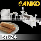 Anko Industrial Making Filling Frozen Automatic Spring Roll Machine