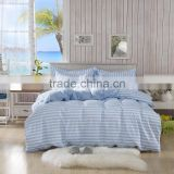 Adult bedding set Brief style stripe duvet cover set bed linen bedclothes 3or 4pcs/set bed cotton set quilt cover bedspread.