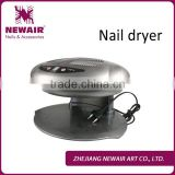 The flying saucer shape nail dryer tools for professional salon