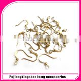 earring wire, earring findings, fish hook