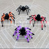 Spider and Spider web Halloween Accessories Ornament prop