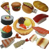 Factory provide hot dog Hamburger Ice cream  Usb Flash Driver