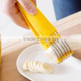 Banana Slicer Chopper Cutter Cucumber Vegetable Peeler Salad Home Tool Fruit Cucumber Vegetable Slicer kitchen Tools KC1011