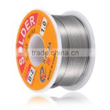Hot 100g/3.5oz FLUX 2.0% 1mm 63/37 45FT Tin Lead Line Rosin Core Flux Solder Soldering Welding Iron Wire Reel New
