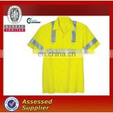 High -Vis short sleeves casual shirt