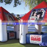 Commercial Inflatable Guard Booth Bar Tent for Outdoor