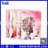 Wallet PU Flip Stand Leather Case Cover for iPad Mini/2/3 Retina, Bling Bing Wholesale