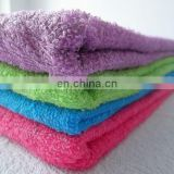 Good quality 100% Cotton Material Woven Technics Bath towels