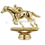 Athletics Award Horse Racing Trophy made in china