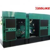 3 Phase 200kw Diesel Powered Cummins Generator (NT855-GA) (GDC250*S)