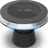 magnetic fast wireless car charger