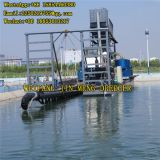 Small Pond Dredging Equipment Strong Power Wear Resistance