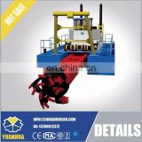 small cutter suction dredger sand ship
