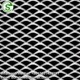 Industrial Large Expanded Metal Mesh