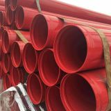 Square Pipe Positive Pressure Ventilation Mild Steel Pipe
