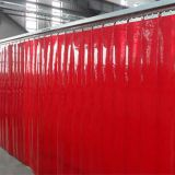 Free Sample Industrial Welding Curtain Radiaiton Protection Translucent Workshop Curtain Flame Retardant PVC Curtain 3MM Thickness 30cmX42m