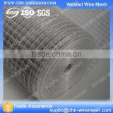 SuoBo 2X2 Welded Wire Mesh Green Vinyl Coated Welded Wire Mesh Fence Welded Wire Mesh Roll