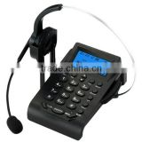 cheap analog business telephone with usb telephone handset