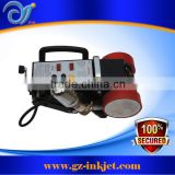 Good automatical pvc hot air welding/seaming machine digital flex banner welding machine
