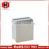 strong design professional manufacturer plastic standard din rail case