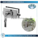 High quality factory price commercial glass door lock, swing glass door lock, glass door locks