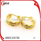 fancy earrings for party girls costume jewelry small gold earrings                                                                                                         Supplier's Choice