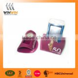Soft PVC mobile phone holder/mobile phone stand