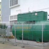 Environmental protection FMBR industrial sewage treatment plant domestic