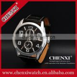 Vampire's Diary Stainless Steel Wristwatches Top Quality Cheap Watch Man Unisex PU Leather Watch Wholesale Price                                                                         Quality Choice