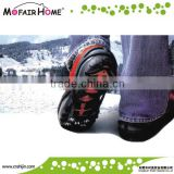 Safety Shoes round shape anti-slip rubber ice footwear (YG001)