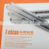 0.7mm black best design gel ink pens free sample
