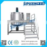 Sipuxin factory price body lotion making machine blending machine