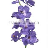 "Silk Vanda,33""H Latex Vanda Orchid, High Quality Artificial Vanda"