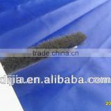 non self-adhesive weather sealing strips/wool pile Aluminium/copper windows and doors accessories