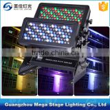 192x3w RGBW ip65 waterproof led city color outdoor light                                                                         Quality Choice