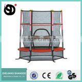 55inch indoor cheap fitness bungee mini trampoline for kids